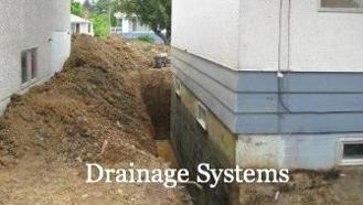 Caravan Pacific can replace your perimeter drain system to ensure your basement is leak free!