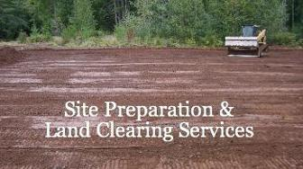 Caravan Pacific provides expert land clearing services.  We will ensure your site is beautiful and rock free!